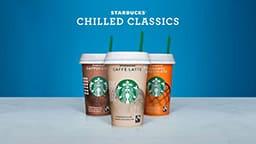 Resultado de imagen de starbucks chilled classics