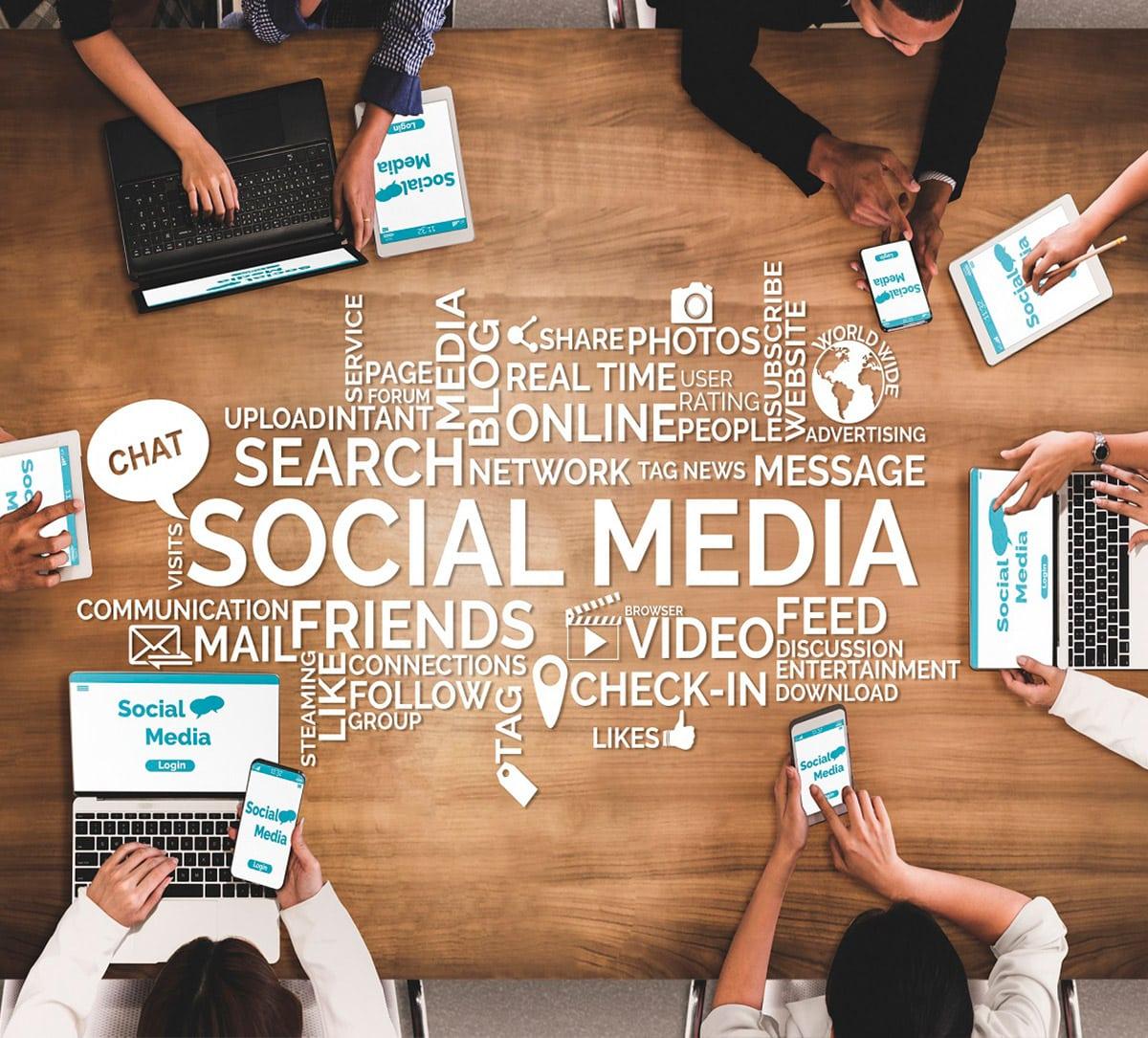 GESTION DE SOCIAL MEDIA