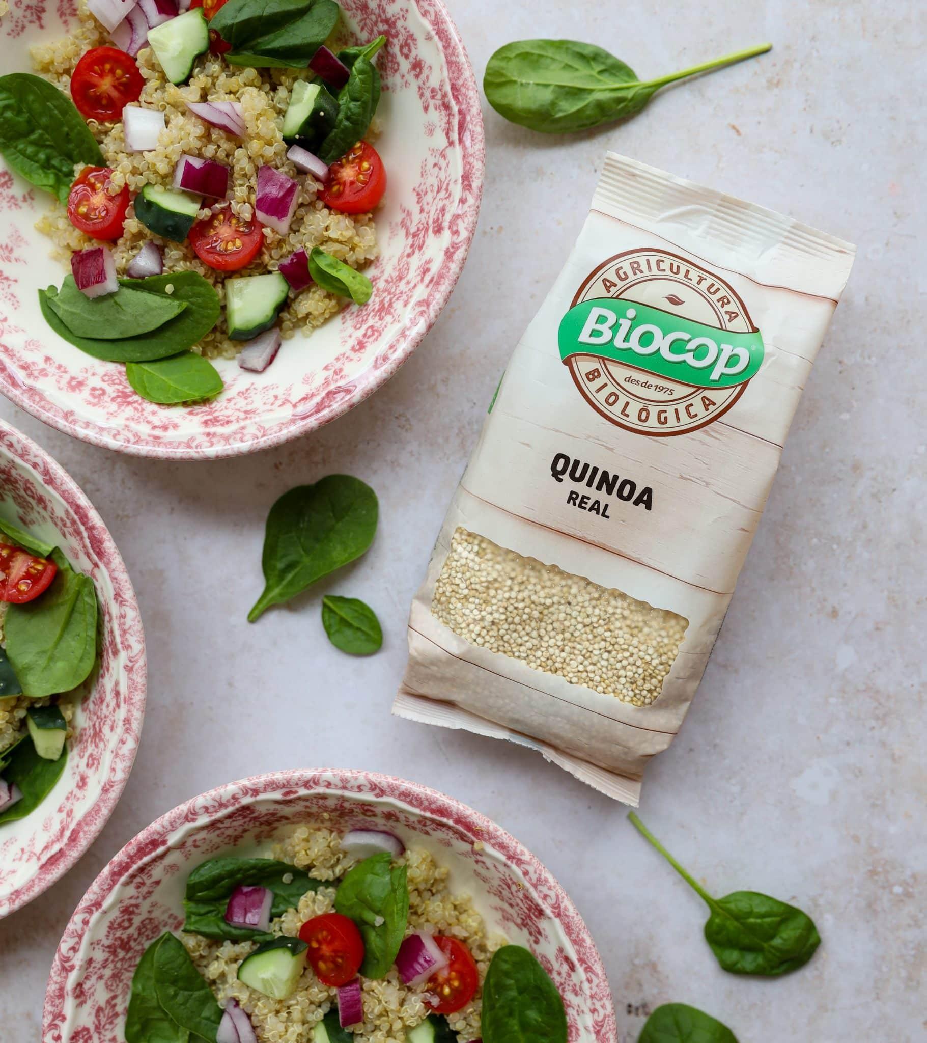 Quinoa real Biocop